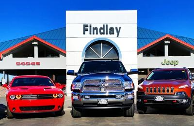 Findlay Chrysler Jeep Dodge Ram Image 1