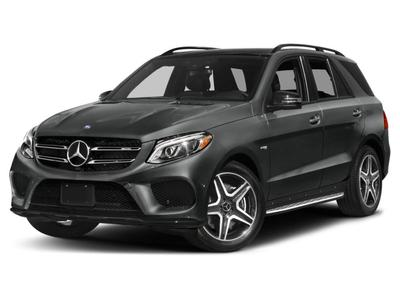 2017 Mercedes-Benz Amg Gle 43