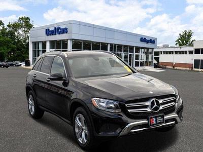 2017 Mercedes-Benz GLC 300 Base 4MATIC for sale VIN: WDC0G4KB9HF258909