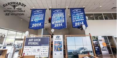 Earnhardt Hyundai Scottsdale >> Earnhardt Hyundai North Scottsdale In Scottsdale Including Address