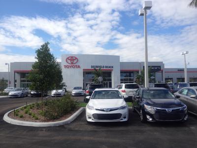 Toyota of Deerfield Beach Image 3