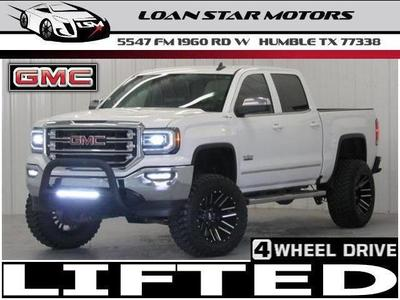 GMC Sierra 1500 2016 for Sale in Humble, TX