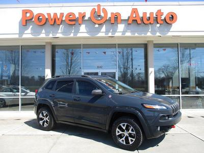 Jeep Cherokee 2016 a la venta en Monroe, NC