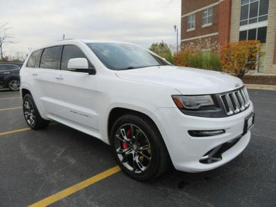 2014 Jeep Grand Cherokee SRT for sale VIN: 1C4RJFDJXEC387818