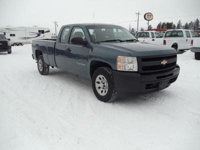 2011 Chevrolet Silverado 1500 Work Truck for sale VIN: 1GCRKPE02BZ168904