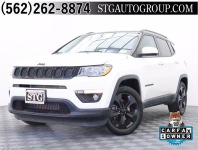 Jeep Compass 2018 for Sale in Ontario, CA
