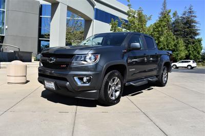 Chevrolet Colorado 2017 for Sale in San Jose, CA