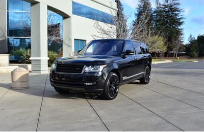 2014 Land Rover Range Rover 5.0L Supercharged Autobiograph image