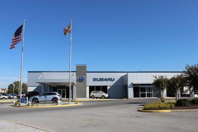 Gateway Subaru Image 1
