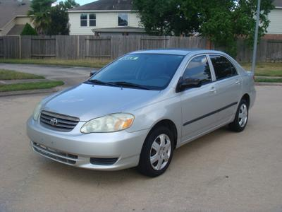 Toyota Corolla 2004 for Sale in Houston, TX