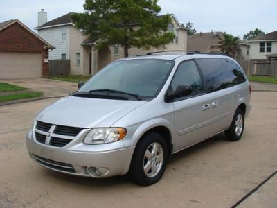 2007 Dodge Grand Caravan SXT for sale VIN: 2D4GP44L07R306723