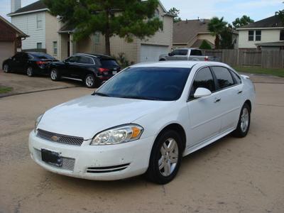 Chevrolet Impala 2012 for Sale in Houston, TX