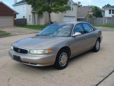2003 Buick Century Custom for sale VIN: 2G4WS55J831171246