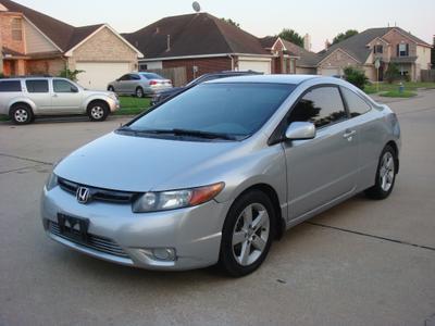 Honda Civic 2007 for Sale in Houston, TX