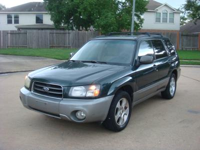 Subaru Forester 2004 for Sale in Houston, TX