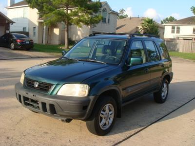 Honda CR-V 2001 for Sale in Houston, TX
