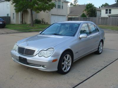 Mercedes-Benz C-Class 2003 for Sale in Houston, TX