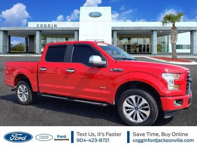 Ford F-150 2017 for Sale in Jacksonville, FL
