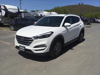 2017 Hyundai Tucson SE for sale VIN: KM8J3CA40HU564391