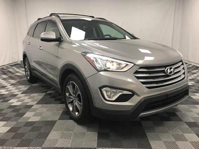 2016 Hyundai Santa Fe SE for sale VIN: KM8SMDHF5GU161844