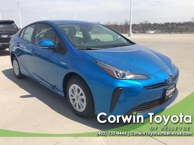 2019 Toyota Prius L for sale VIN: JTDKARFU8K3077639