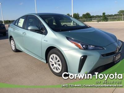 2019 Toyota Prius LE for sale VIN: JTDKARFU8K3087426