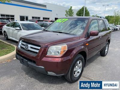 2007 Honda Pilot EX for sale VIN: 5FNYF18467B005651