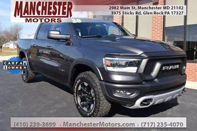 RAM 1500 2020 for Sale in Manchester, MD