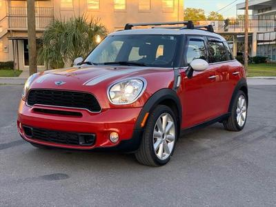 2013 MINI Countryman Cooper S for sale VIN: WMWZC3C51DWP24920