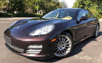 2012 Porsche Panamera 4 for sale VIN: WP0AA2A75CL013354