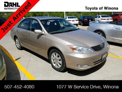 2004 Toyota Camry XLE for sale VIN: 4T1BE32KX4U900845