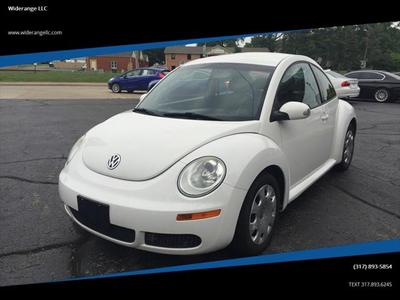 2010 Volkswagen New Beetle  for sale VIN: 3VWPG3AG4AM020397