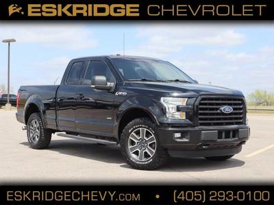 Ford F-150 2016 for Sale in Guthrie, OK
