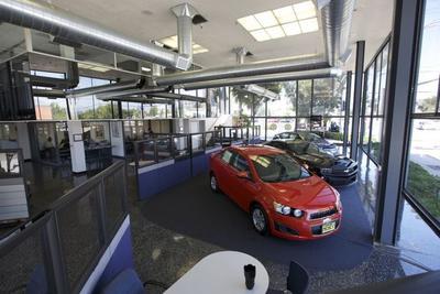 Keyes Chevrolet Image 1