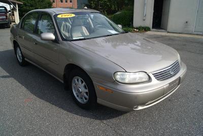 1999 Chevrolet Malibu LS for sale VIN: 1G1NE52M0X6120157