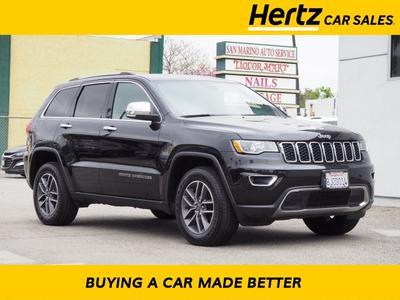 Jeep Grand Cherokee 2019 a la venta en Pasadena, CA