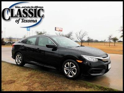 2018 Honda Civic LX for sale VIN: 2HGFC2F59JH504335