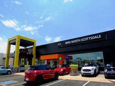 Mini North Scottsdale >> Mini North Scottsdale In Phoenix Including Address Phone Dealer