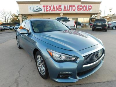 INFINITI Q50 2015 for Sale in Spring, TX