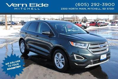 2015 Ford Edge SEL for sale VIN: 2FMTK4J98FBB67351
