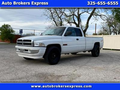 Dodge Ram 2500 1998 for Sale in San Angelo, TX