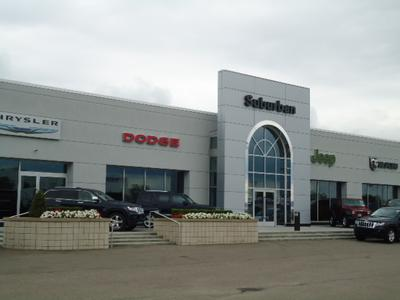 Suburban Chrysler Dodge Jeep RAM of Troy Image 2
