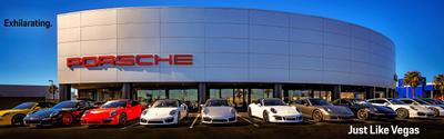Gaudin Porsche of Las Vegas Image 1