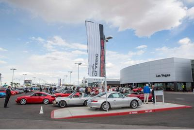 Gaudin Porsche of Las Vegas Image 6
