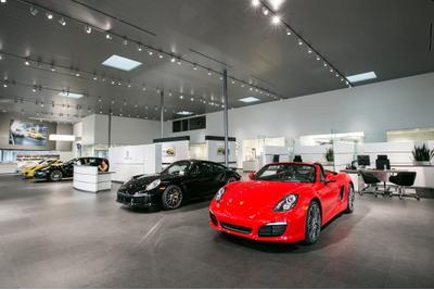 Gaudin Porsche of Las Vegas Image 7