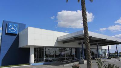 Mercedes-Benz of Bakersfield Image 2