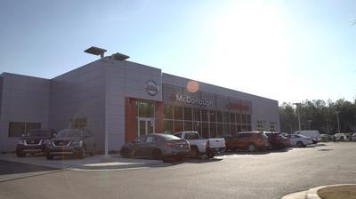 McDonough Nissan Image 1