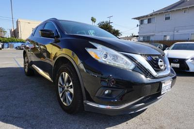 Nissan Murano 2017 for Sale in Los Angeles, CA