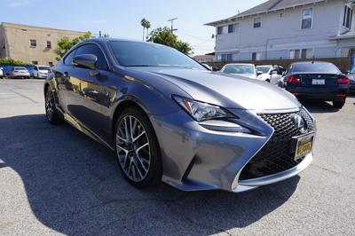 Lexus RC 200t 2016 for Sale in Los Angeles, CA