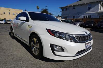 KIA Optima Hybrid 2015 for Sale in Los Angeles, CA